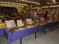 photo de exposition du Club Auvergne Collections