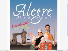 photo de Alègre Médiéval