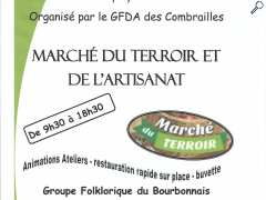 photo de MARCHÉ DU TERROIR & DE L'ARTISANAT