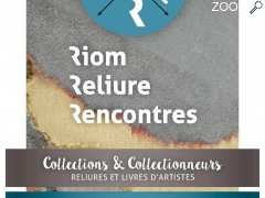 photo de Exposition 3 R Rencontre Reliure Riom
